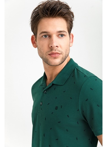 Avva Tişört Yeşil